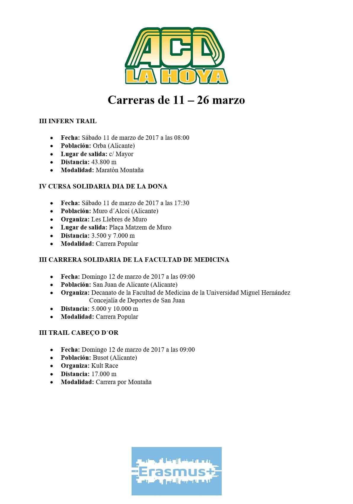 Carreras de 11 – 26 marzo (2)