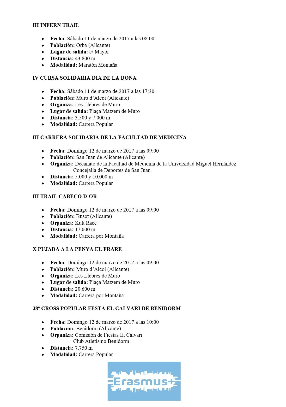 Carreras de 5 – 12 marzo (2)