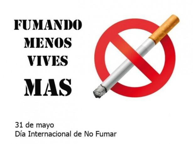 el dia mundial sin tabaco en espana: