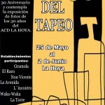ruta del tapeo cartel